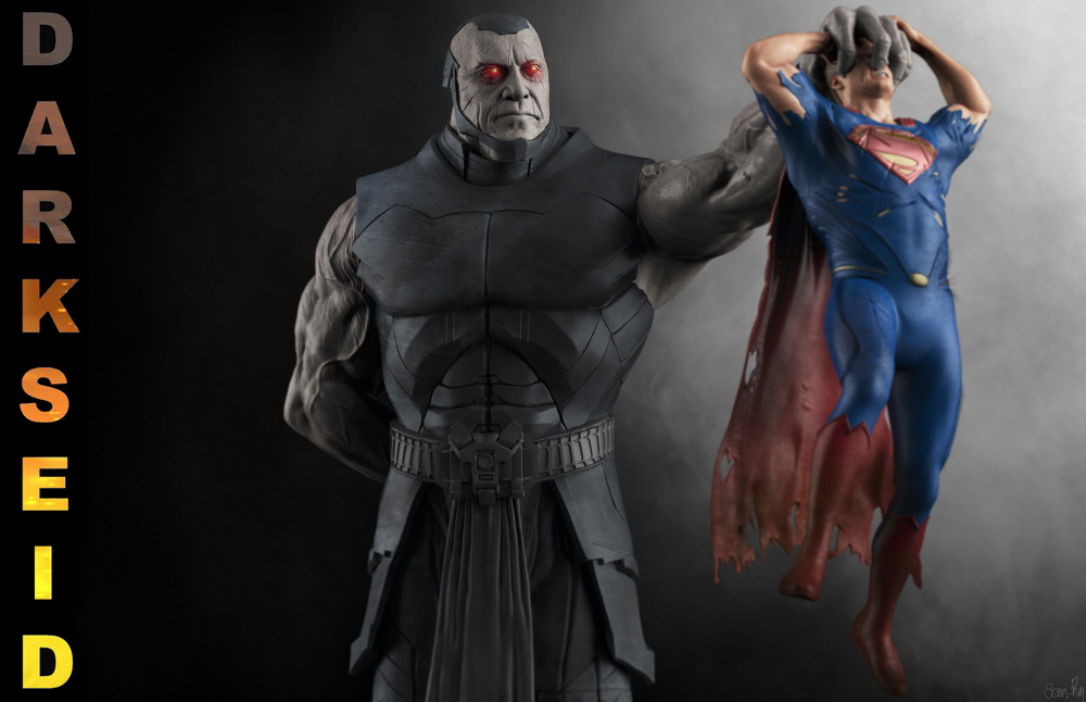 Javier Bardem seems to be a favorite to play Darkseid. Why ...